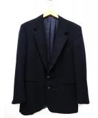 Ermenegildo Zegna(エルメネジルドゼニア)の古着「カシミヤテーラードジャケット」|ネイビー
