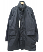 MONCLER(モンクレール)の古着「ナイロンコート」|ネイビー
