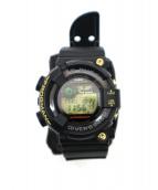 CASIO(カシオ)の古着「腕時計 / FROGMAN(フロッグマン)」 ブラック