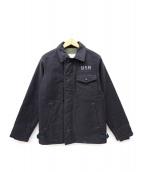 COLIMBO(コリンボ)の古着「A-2デッキジャケット」|グレー