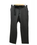 WILD THINGS(ワイルドシングス)の古着「ジャージークライミングパンツ」 グレー