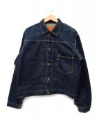 LEVI'S(リーバイス)の古着「復刻1stデニムジャケット」|インディゴ