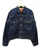 LEVI'S(リーバイス)の古着「復刻2ndデニムジャケット」|インディゴ