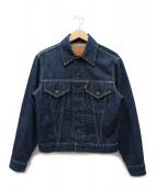 LEVI'S(リーバイス)の古着「復刻3rdデニムジャケット」|インディゴ