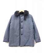 ()の古着「藍染め裏ボアジャケット」 インディゴ
