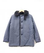 45R(フォーティファイブアール)の古着「藍染め裏ボアジャケット」|インディゴ