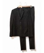 BALENCIAGA(バレンシアガ)の古着「セットアップスーツ」|ブラック