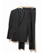 BALENCIAGA(バレンシアガ)の古着「デザインパンツセットアップスーツ」|ブラック