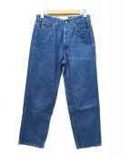 WESTOVERALLS(ウエストオーバーオールズ)の古着「デニムパンツ」|インディゴ