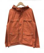 SIERRA DESIGNS(シエラデザインズ)の古着「60/40クロスマウンテンパーカー」|ブラウン