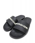 Dior(ディオール)の古着「スライドサンダル」|ブラック