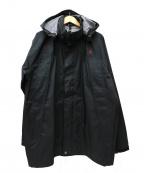 FJALLRAVEN(フェールラーベン)の古着「ナイロンジャケット」 ブラック