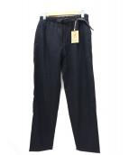 GRAMICCI(グラミチ)の古着「ウールクライミングパンツ」|ネイビー