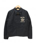 TENDERLOIN()の古着「スイングトップジャケット」|ブラック