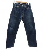 EVISU(エビス)の古着「大黒カモメデニムパンツ」|インディゴ