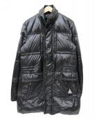 MONCLER(モンクレール)の古着「ダウンジャケット / ダウンコート」|ブラック