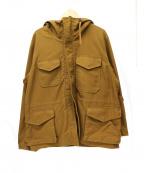 nanamica(ナナミカ)の古着「65/35クルーザージャケット」|ベージュ