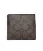 COACH()の古着「2つ折り財布」|ブラウン