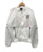 JORDAN(ジョーダン)の古着「レガシーAJ5ジャケット」|ホワイト