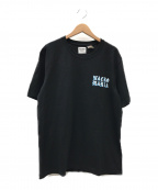 WACKO MARIA(ワコマリア)の古着「USA BODY CREW NECK T-SHIRT」|ブラック