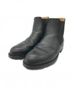 KLEMAN(クレマン)の古着「サイドゴアブーツ」 ブラック