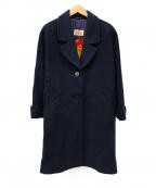 HERNO(ヘルノ)の古着「[OLD]ウールコート」 ネイビー