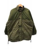 ()の古着「90's中綿ジャケット」|オリーブ