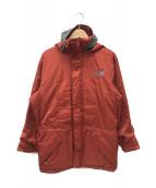 ()の古着「中綿マウンテンジャケット」|レッド