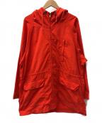 RALPH LAUREN(ラルフローレン)の古着「[古着]ナイロンジップジャケット」|オレンジ