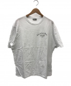 Dior(ディオール)の古着「アトリエロゴプリントTシャツ」 ホワイト