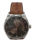HAMILTON(ハミルトン)の古着「腕時計 / ジャズマスタービューマチック」|グレー