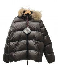 DUVETICA (デュベティカ) ダウンジャケット ブラウン サイズ:52