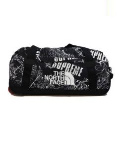 Supreme×THE NORTH FACE(シュプリーム ノースフェイス)の古着「キャリーバッグ」|ブラック