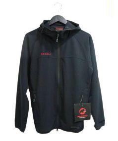 MAMMUT(マムート)の古着「トレッキングジャケット」 ブラック