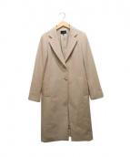 22 OCTOBRE(22オクトーブル)の古着「チェスターコート」|ベージュ