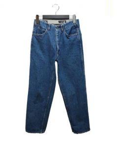 WEST'S(ウエスト)の古着「デニムパンツ」|ブルー