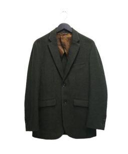 ABAHOUSE(アバハウス)の古着「セットアップスーツ」 グリーン