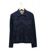 NECESSARY or UNNECESSARY(ネセサリーオンアンネセサリー)の古着「デニムジャケット」