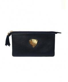 ATAO(アタオ)の古着「お財布ポシェット/ブーブー」|ネイビー