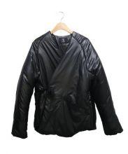 bukht(ブフト)の古着「ノマドジャケット」|ブラック