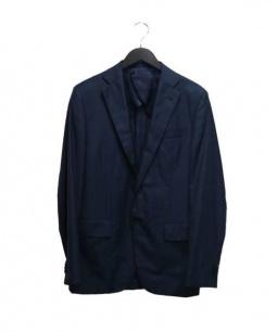 Loro Piana(ロロ ピアーナ)の古着「セットアップスーツ」 ネイビー