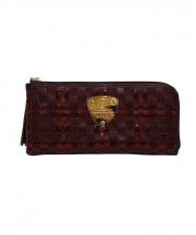 ATAO(アタオ)の古着「長財布」|ボルドー