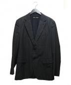 ISSEY MIYAKE(イッセイミヤケ)の古着「テーラードジャケット」|グレー