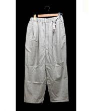 Dulcamara(ドゥルカマラ)の古着「よそいきパンツ」 グレー