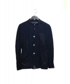 CDG JUNYA WATANABE MAN(ジュンヤワタナベ コムデギャルソン マン)の古着「ジャケット」|ネイビー