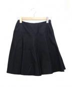ALAIA(アライア)の古着「フレアスカート」|ブラック