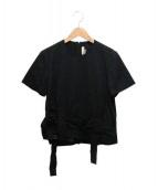 COMME des GARCONS(コムデギャルソン)の古着「ブラウス」|ブラック
