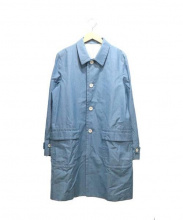 BYKURO(バイクロ)の古着「ショップコート」|ブルー