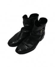 N.HOOLYWOOD(エヌハリウッド)の古着「ジョッパーブーツ」|ブラック