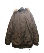 HELLY HANSEN(ヘリーハンセン)の古着「ヘリーテック3wayジャケット」|ベージュ